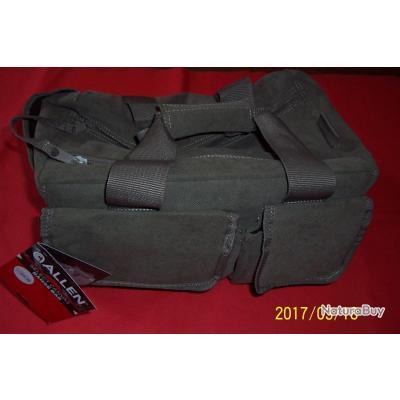 ALLEN SELECT CANVAS, pour le transport de 2 pistolets ou révolvers