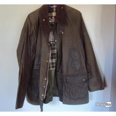 Manteau Barbour Chasse