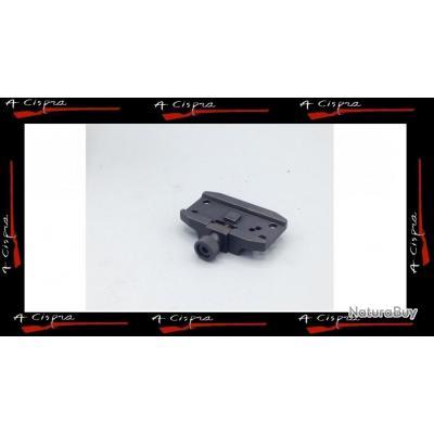 Montage Amovible pour Aimpoint Micro H1 & H2 et clones sur rail de 12mm