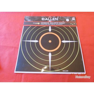ALLEN 5 cibles adhésives    43cmsX43cms