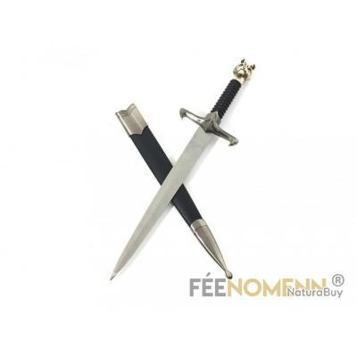 game of thrones r plique dague jon snow longclaw ep es 3783589. Black Bedroom Furniture Sets. Home Design Ideas