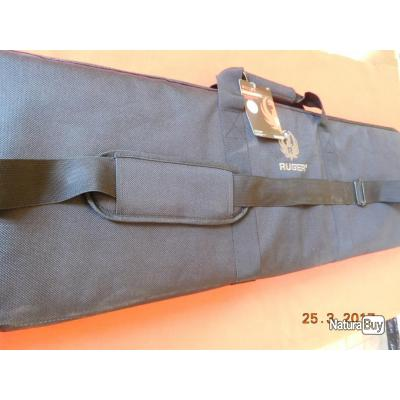 "RUGER   42"" DISCREET  TACTICAL 106 cms, housse noire"