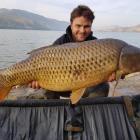 Pêche de la Carpe en Espagne Méquinenza