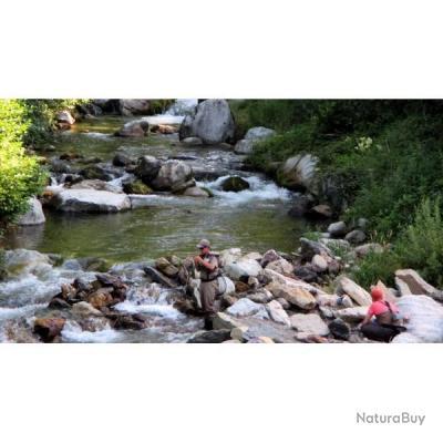 Séjour de Pêche à la Truite Espagne Catalogne Parcours No-kill Privés 2021