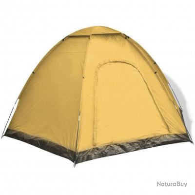827fb6f4d0248 Tente pour 6 personnes Jaune - Tentes (3790163)