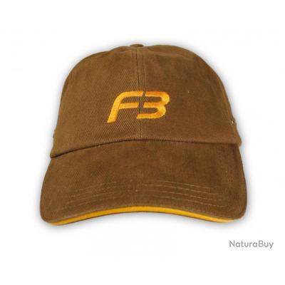 Superbe casquette brodée BLASER F3 coloris vert/or... Que la saison de ball trap commence !