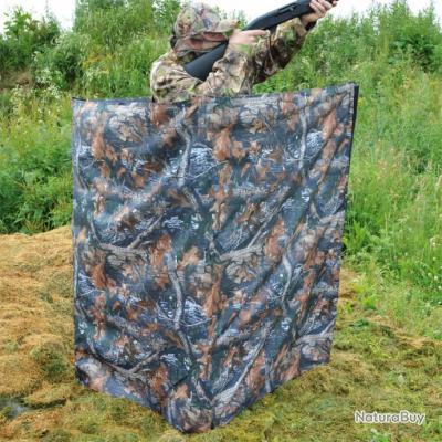 Poste d'Affut Camouflage 4 faces