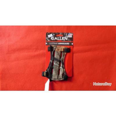 ALLEN brassard de protection CAMO, 2 straps ajustables  , 15cms