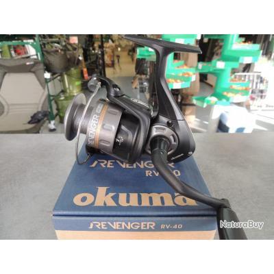 MOULINET OKUMA REVENGER RV-40 1 ROULEMENT