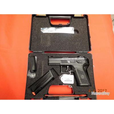 pistolet CZ P-07, neuf, calibre 9X19mm, malette, logiciel pour instructions,
