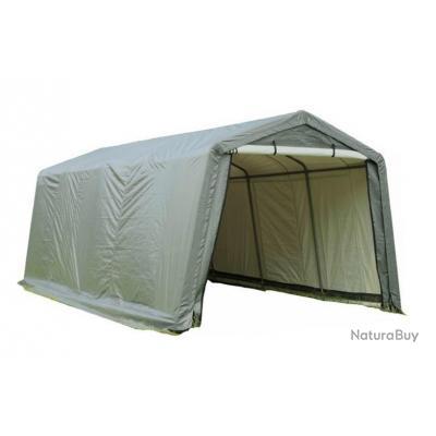 habrita foresta abri en toile toit 2 pentes 18 60 m2 at3061 abris de jardin 3814362. Black Bedroom Furniture Sets. Home Design Ideas