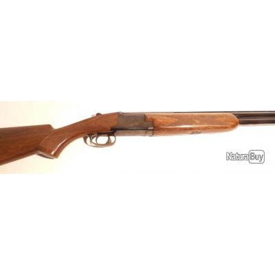 FUSIL SUPERPOSE - BROWNING LIEGE - CALIBRE 12X70 - OCCASION