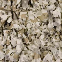 filet camouflage sable 3m x 3m pergola rideaux d co chasse militaire filets de camouflage. Black Bedroom Furniture Sets. Home Design Ideas