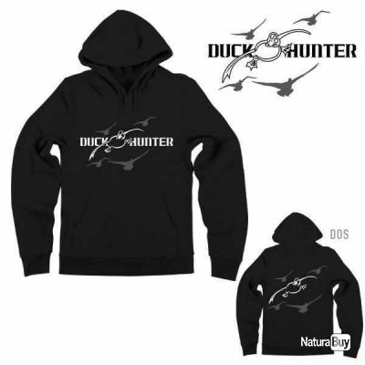 Sweat Duck Hunter noir M