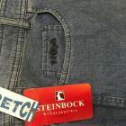 pantalon dame JEANS  bleu Stretch Steinbock