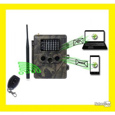 camera surveillance naturacam gsm x1 telecommande on off syst me gsm antenne externe. Black Bedroom Furniture Sets. Home Design Ideas
