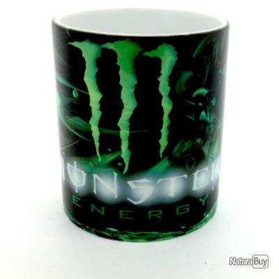 Mug Monster Energy