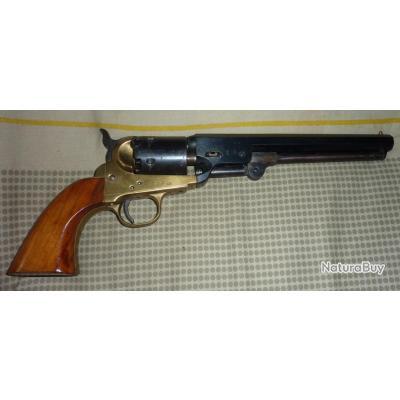 Révolver Navy modèle 1851 calibre 36