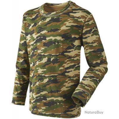 fbd7fa7d004f4 T-shirt manches longues Speckled SEELAND enfant 16ans - Tee-shirts ...
