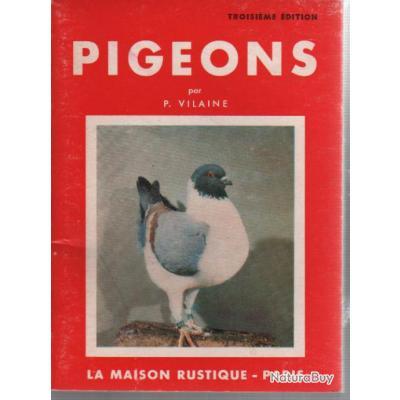 Pigeons .de p.vilaine la maison rustique
