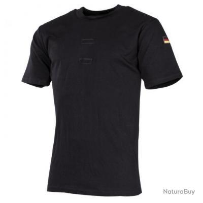 taille 3xl tee shirt tshirt tropique autoagrippant noir insigne arm e allemande tee shirts. Black Bedroom Furniture Sets. Home Design Ideas