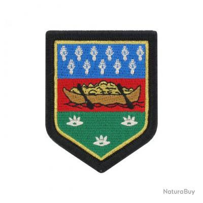 Ecusson Brode Legion Commandement Gendarmerie Guyane - Insignes en ... 15dabd5de19