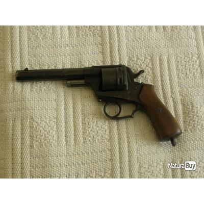 Rare revolver Claudin à système