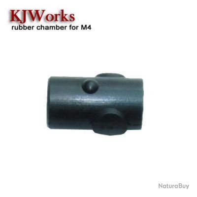 KJWORKS - Rubber chanber for M4 - Joint Hop Up