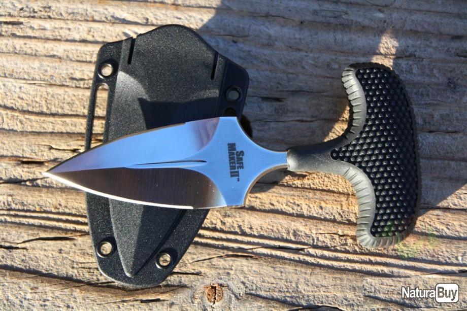 Couteau Push Dagger Cold Steel