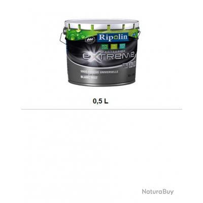 ripolin peinture sous couche universelle protection extrme mat 05 litre blanc