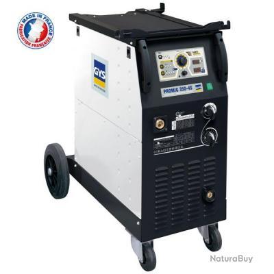 Gys - Poste de soudure MIG-MAG triphasé 400V 350A - PROMIG 350-4S