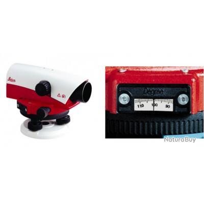 Leica - Niveau optique automatique grossissement x24 - NA 724 ... 8c8d74a8dff8
