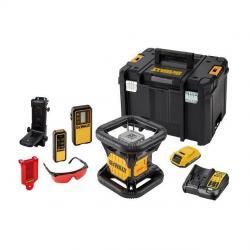 DeWalt - Niveau laser rotatif 18V double pente extérieur - DCE079D1R e57106304f58