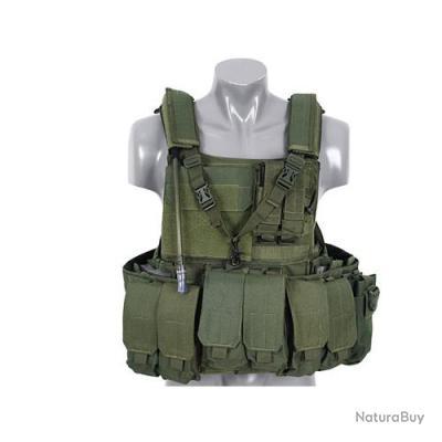 Modular Protective Vest - OLIVE