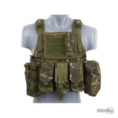 Plate Carrier Side Cummerbund System - MT