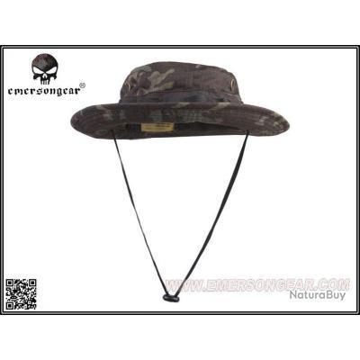 Chapeau Brousse   Boonie Hat Multicam Black (Emerson) - Chapeaux ... 6bd800f32b2