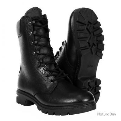 BOTTES  de combat Armée Hollandaise ,Original : Bata M90/M400 - TAILLE 46 - couleur noir -  231180