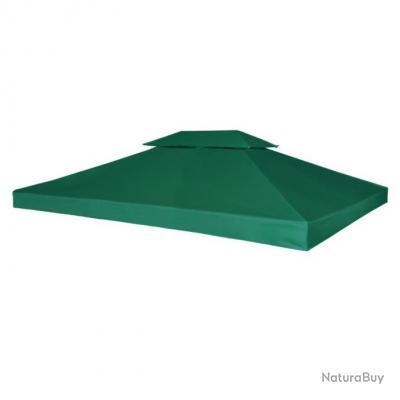 Toile De Rechange Pour Pergola Gazebo Vert 270 Gm² Auvents