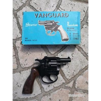 Revolver d'alarme Vanguard (Collection Introuvable dans cette état)