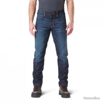 5.11 Jean Defender Flex Slim 34/36 Dark Wash Indigo