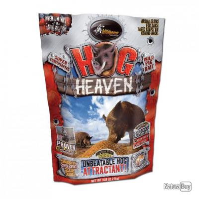 Attractif sanglier Hog Heaven