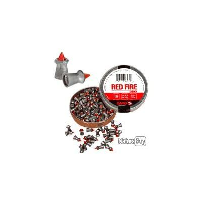 Plombs GAMO Red Fire 4,5mm / 125 pour carabine