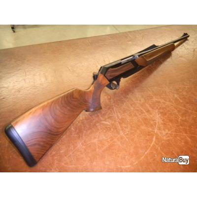 Carabine semi-auto Browning Bar Zenith Wood HC neuve