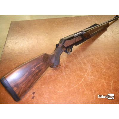 Carabine semi-auto Browning Bar Zenith Wood HC neuve bois execptionnelles