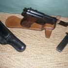 RARE WALTHER P38 - FABRICATION SPREEWERK OCTOBBRE 1943 - CAL 9 MM LUGER - 2 CHARGEURS - HOLSTER
