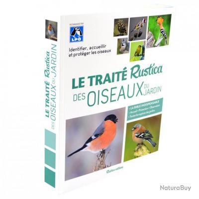 Livre trait rustica des oiseaux du jardin livres sur - Effroyables jardins resume du livre ...