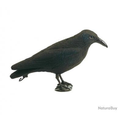 Lot de 5 appelants corbeau
