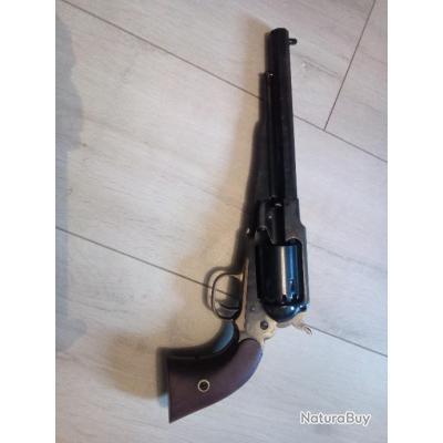 Pistolet poudre noire remington 1858