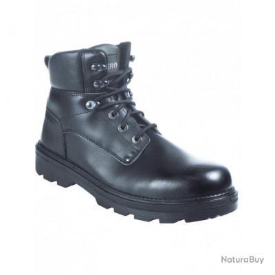 Chaussures de sécurité type ranger SINGER SAFETY IMOLA Noir