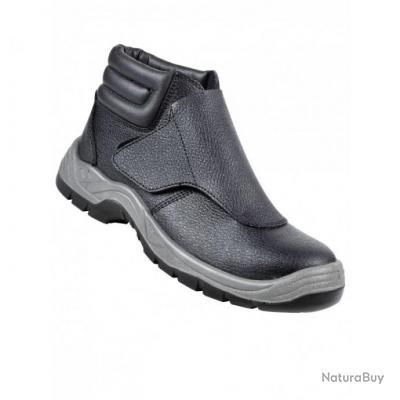 Chaussures de sécurité type soudeur SINGER SAFETY ST280 Noir
